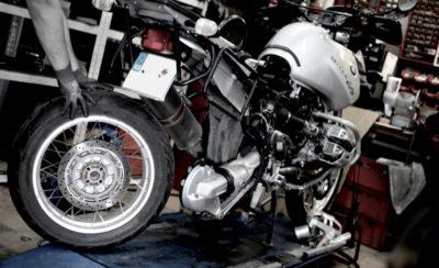 Motocykly BMW
