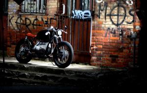 Přestavba motocyklů